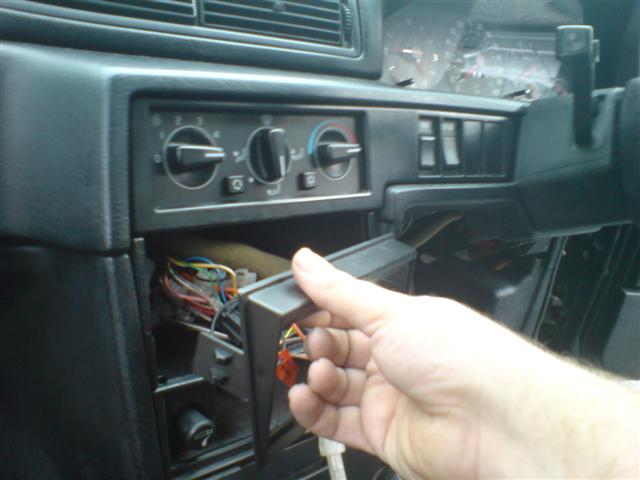 How to change the Heater Matrix on a 900 Series  - Volvo