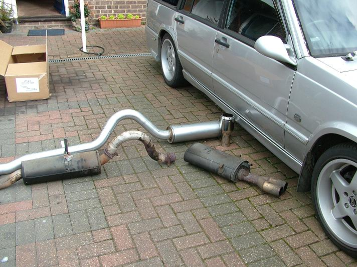 Jt Tuning 3 Exhaust System Installed Turbobricks Forums