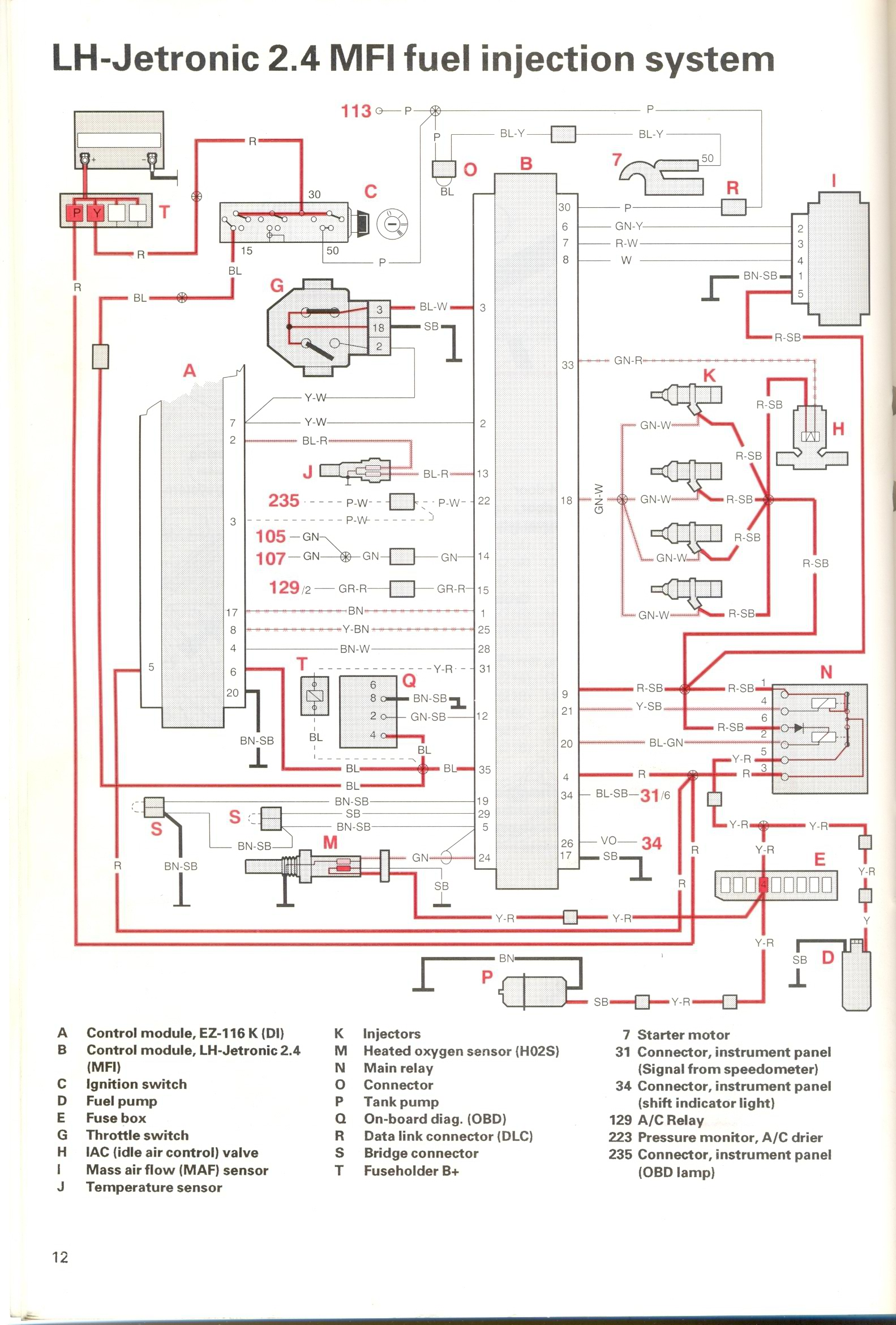 Volvo Lh2 4 Wiring Diagram Change Your Idea With Penta Diagrams Old Bricks And Stuff Page 2 Turbobricks Forums Rh Com 240 Fuse S80